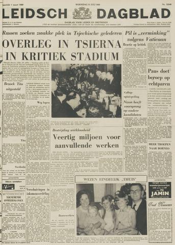 Leidsch Dagblad 1968-07-31