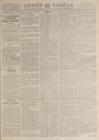Leidsch Dagblad 1919-09-03