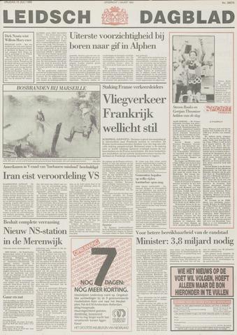 Leidsch Dagblad 1988-07-15