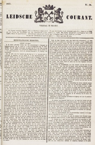 Leydse Courant 1877-03-23