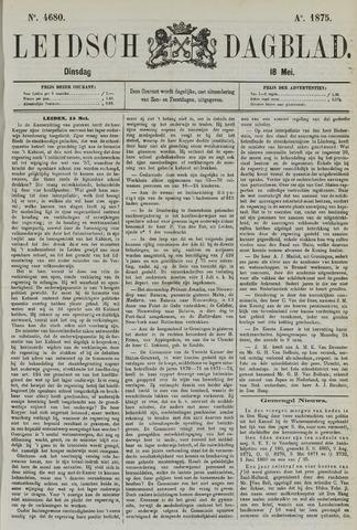 Leidsch Dagblad 1875-05-18