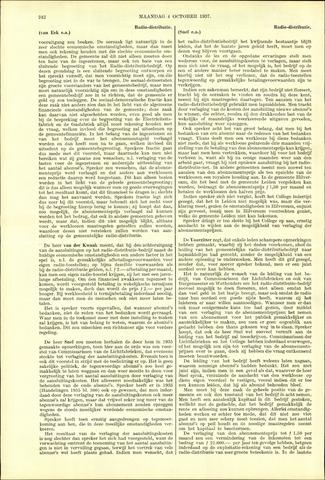 Handelingen van de Raad 1937-10-04