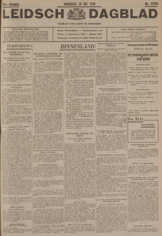 Leidsch Dagblad 1938-05-18