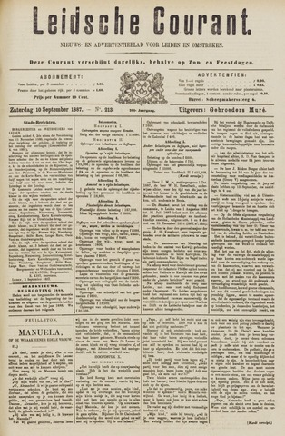 Leydse Courant 1887-09-10