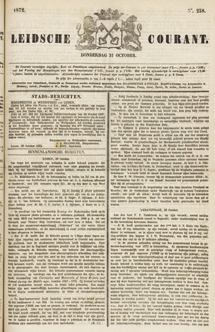 Leydse Courant 1872-10-31