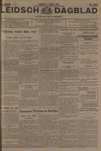 Leidsch Dagblad 1940-03-02