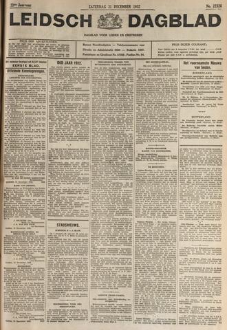 Leidsch Dagblad 1932-12-31