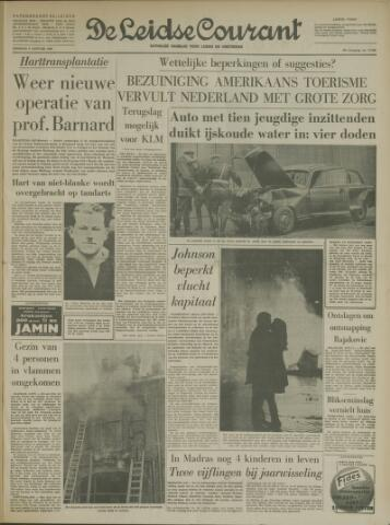 Leidse Courant 1968