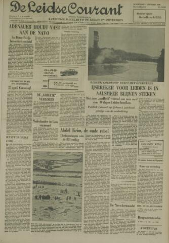 Leidse Courant 1963-02-07