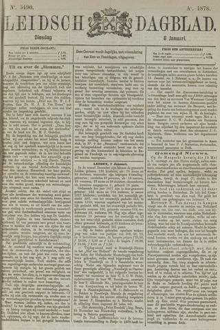 Leidsch Dagblad 1878-01-08