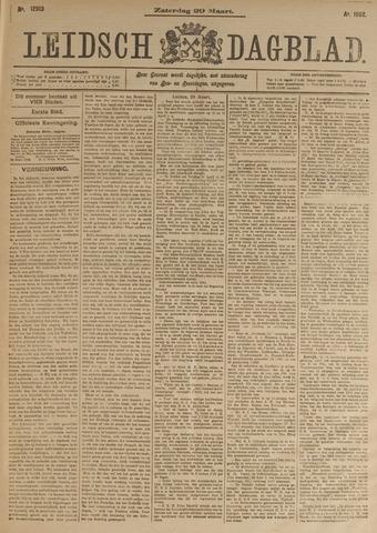 Leidsch Dagblad 1902-03-29