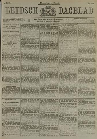 Leidsch Dagblad 1909-03-01