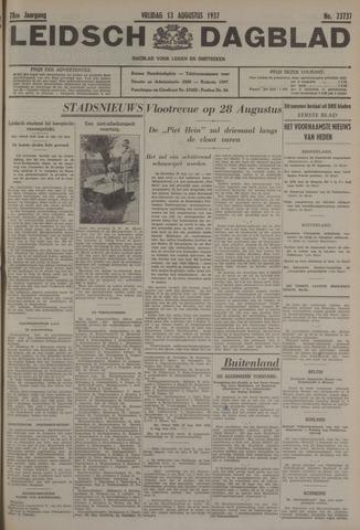 Leidsch Dagblad 1937-08-13