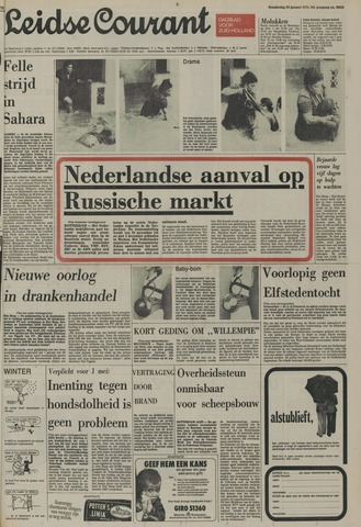 Leidse Courant 1976-01-29