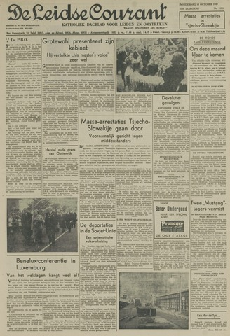 Leidse Courant 1949-10-13