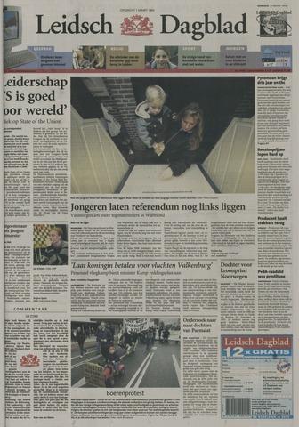 Leidsch Dagblad 2004-01-21