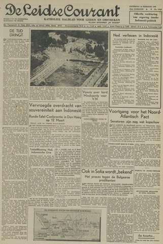 Leidse Courant 1949-02-26