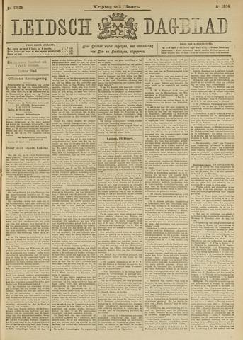Leidsch Dagblad 1904-03-25