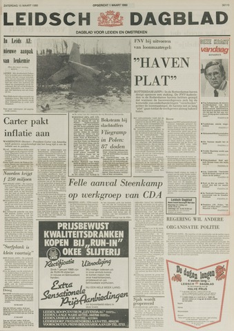 Leidsch Dagblad 1980-03-15