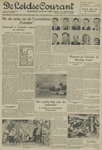 Leidse Courant 1949-07-13