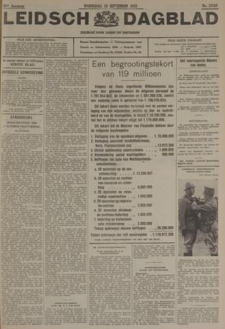 Leidsch Dagblad 1935-09-18