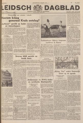 Leidsch Dagblad 1951-03-08