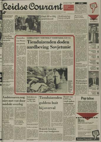 Leidse Courant 1988-12-08