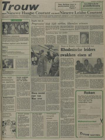 Nieuwe Leidsche Courant 1976-10-11