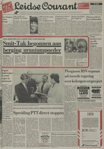 Leidse Courant 1984-08-28