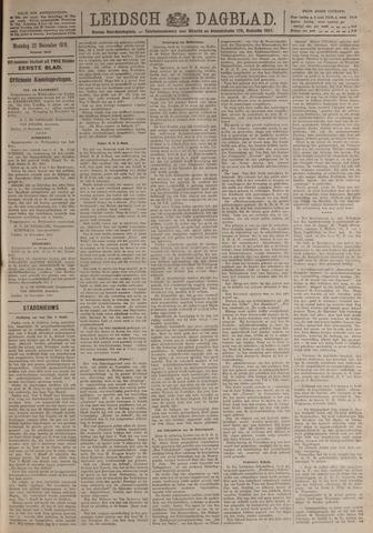 Leidsch Dagblad 1919-12-22