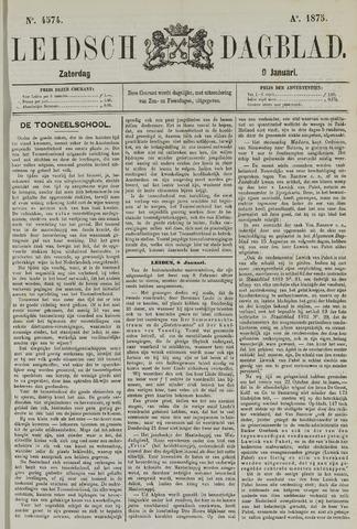 Leidsch Dagblad 1875-01-09