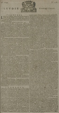 Leydse Courant 1734-11-17