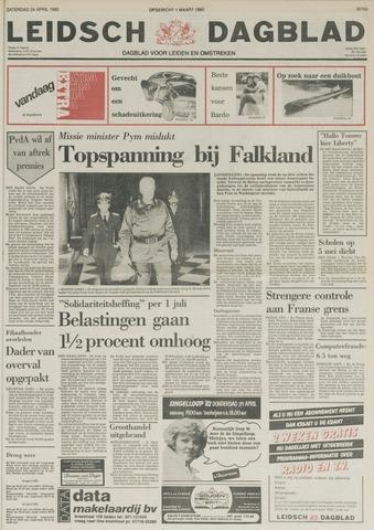 Leidsch Dagblad 1982-04-24