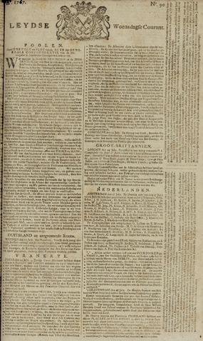 Leydse Courant 1767-07-29