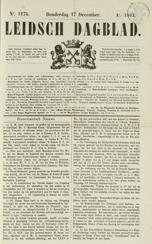 Leidsch Dagblad 1863-12-17