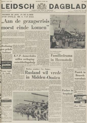 Leidsch Dagblad 1967-05-22