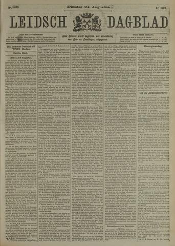 Leidsch Dagblad 1909-08-24