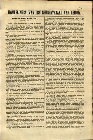 Handelingen van de Raad 1873-07-10