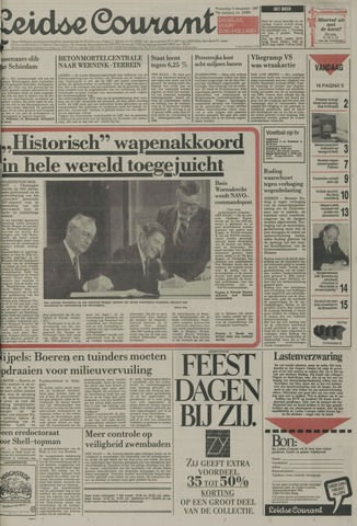 Leidse Courant 1987-12-09