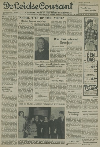 Leidse Courant 1961-06-23