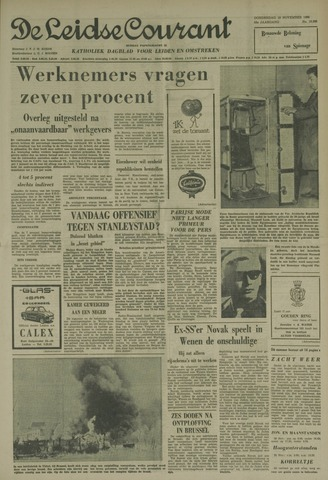 Leidse Courant 1964-11-19