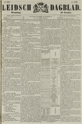 Leidsch Dagblad 1870-10-19