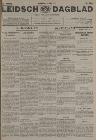 Leidsch Dagblad 1937-06-09