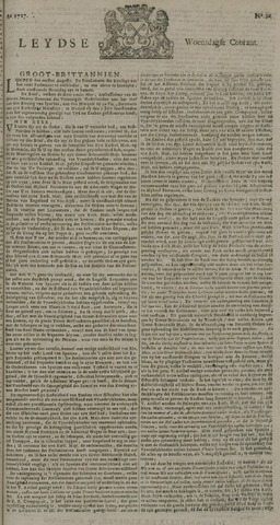 Leydse Courant 1727-08-06