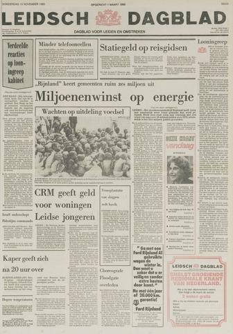 Leidsch Dagblad 1980-11-13
