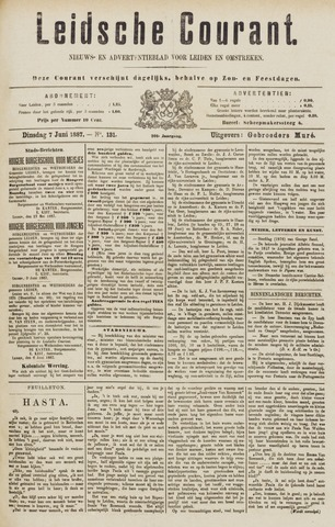 Leydse Courant 1887-06-07