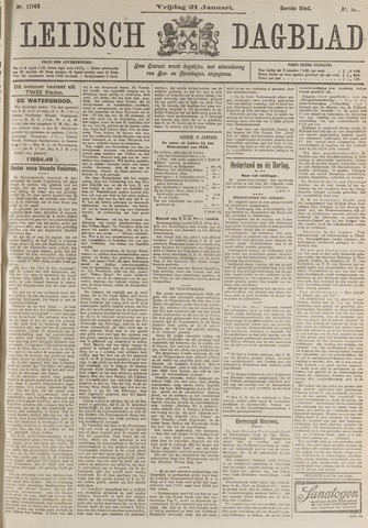Leidsch Dagblad 1916-01-21