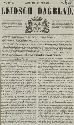 Leidsch Dagblad 1866-01-20