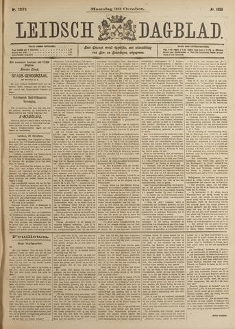 Leidsch Dagblad 1899-10-30