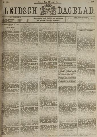 Leidsch Dagblad 1897-04-17